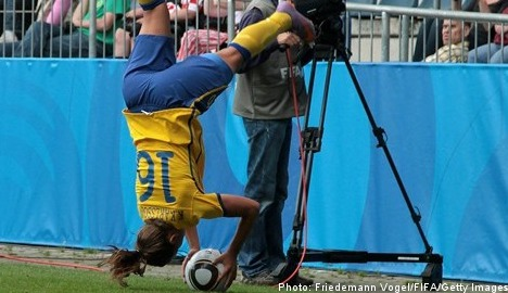 Swedes impress at FIFA U-20 Women's World Cup