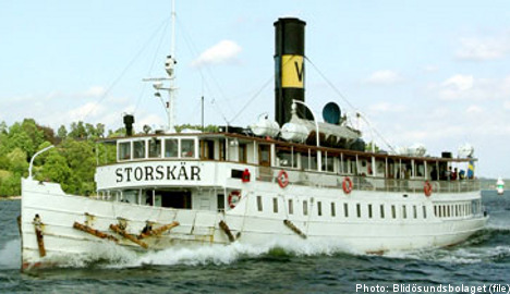 Century-old steamers inspire awe and nostalgia