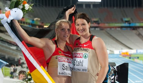 Germany wins double-gold at European championships