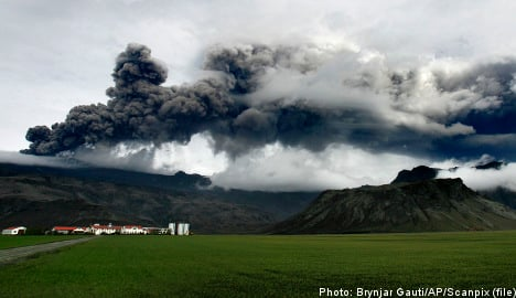 Volcano ash affected one in 10 Swedes: report