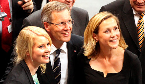 Christian Wulff: From Merkel rival to youngest president