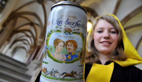 Oktoberfest goes back to the roots for 200th anniversary