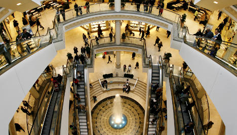 Consumers join businesses in party mood