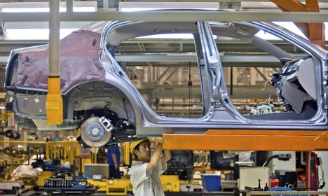 Audi looks to China for sales records as price war brews