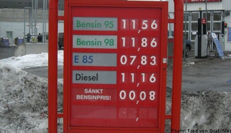 Payment row over ethanol car repairs