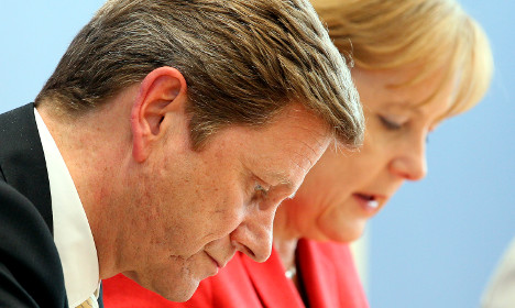 Majority of Germans expect coalition failure