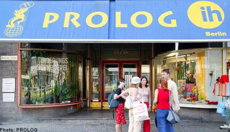PROLOG: a different kind of language school