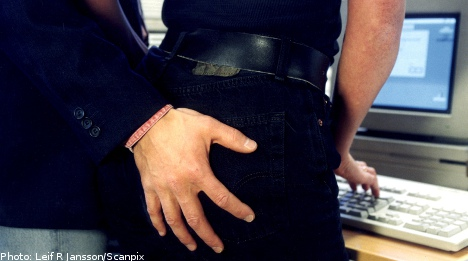 Sexual harassment less common in Sweden