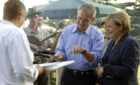 Court forced to probe 'world's most expensive BBQ' for Bush