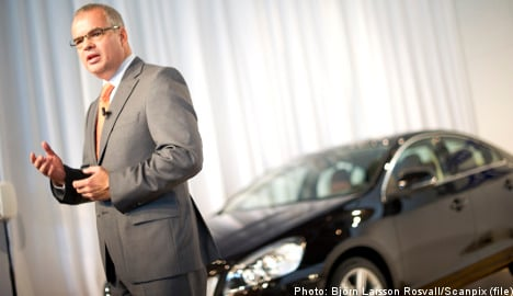 Geely to build large Volvo factory in China