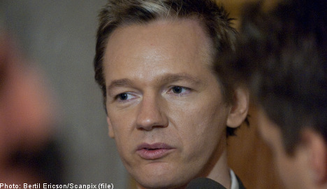 Assange: charges caused 'enormous' damage