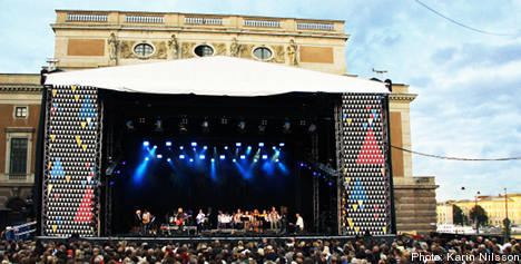 A musical August in store for Stockholm
