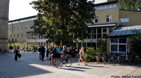 Lund reviews foreign student admissions