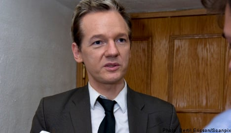 Assange 'still suspected' on lesser charges
