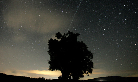 Clouds could ruin chances of seeing major meteor shower