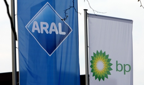 BP to sell German assets