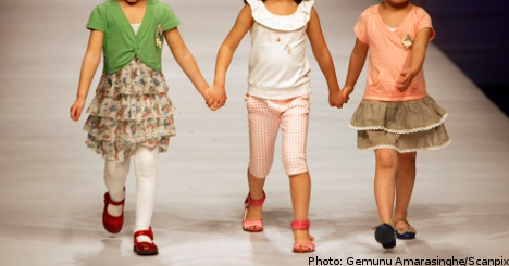 Modelling class for kids pulled over 'ethics'