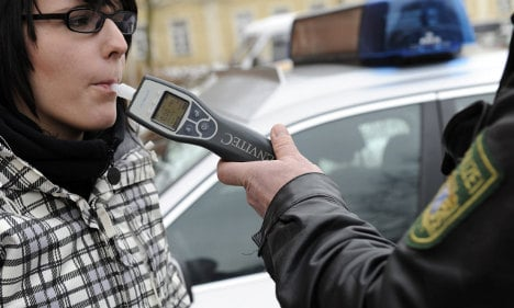 Drunk driving cases plummet after fines hiked