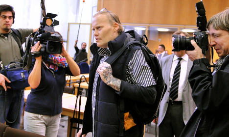 Böhse Onkelz singer on trial for drugged-up hit-and-run