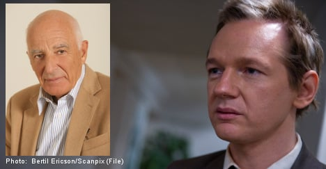 WikiLeaks' Assange requests new lawyer