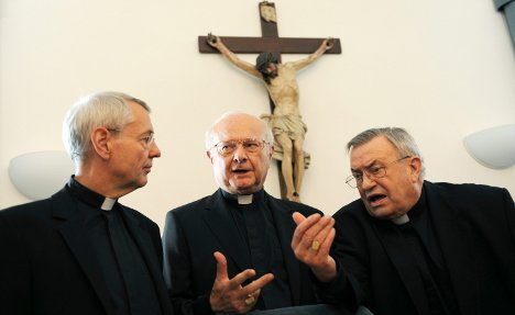 Archbishop Zollitsch says Catholic Church 'failed' in abuse scandal