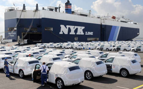 VW sales growth slows as global demand softens