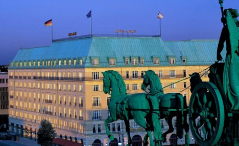 Cheap Berlin tourism sends luxury hotel prices into spiral