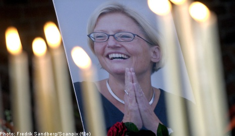 Hospital demands probe of Anna Lindh's care