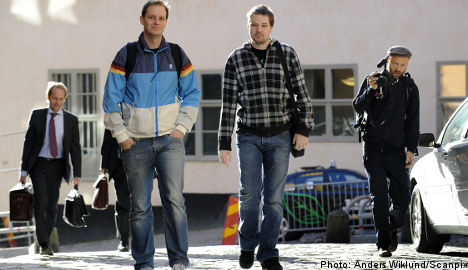 Pirate Bay appeal 'a waste of time': Sunde
