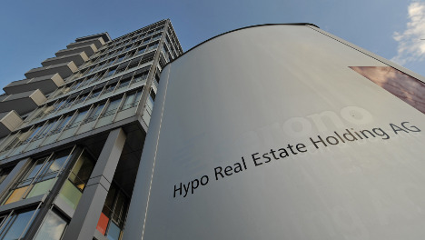 Another €2.08 billion pumped into HRE bank