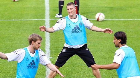 Germany faces big expectations in Euro 2012 qualifier