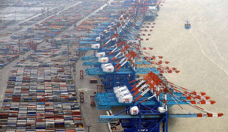 Galloping exports continue to drive growth