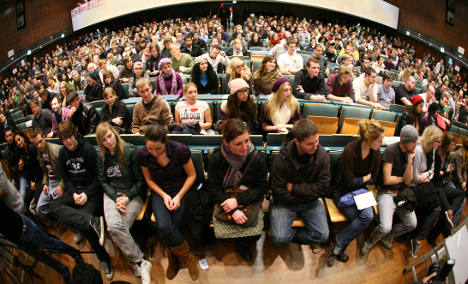 End to military conscription could overwhelm universities