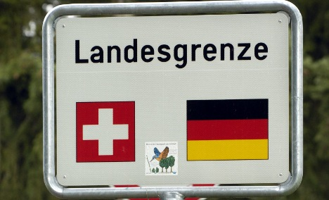 Germany becomes tax haven for the Swiss