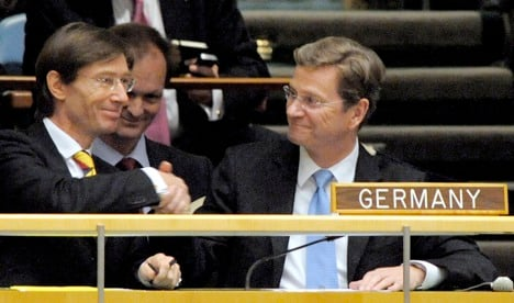 Germany wins UN Security Council seat