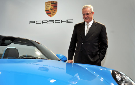 US lawsuit could delay VW takeover of Porsche