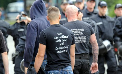 Xenophobia takes root in German mainstream