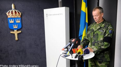Swedish soldier killed in Afghanistan