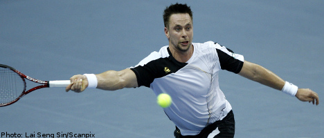 Söderling crashes out in Malaysia Open upset