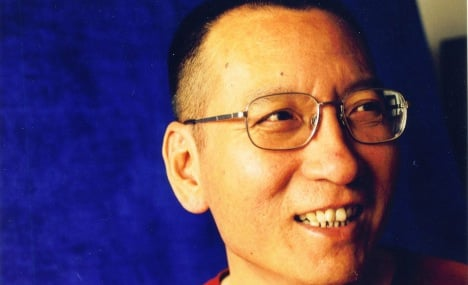 Germany asks China to release Nobel laureate