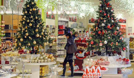 Department stores benefit as domestic economy recovers