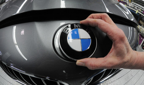 Workers help steal €3 million in parts from BMW