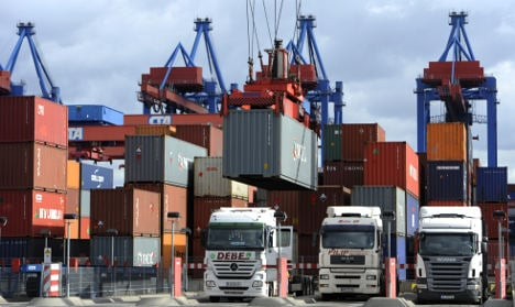 Exporters shift back into top gear