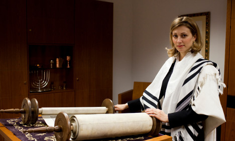 First woman rabbi since WWII ordained