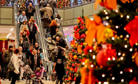 Germans set to spend more on holiday shopping this year
