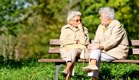 Life expectancy on the rise