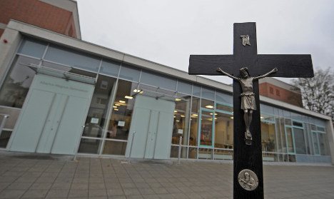 Father sparks classroom crucifix row in Bavaria