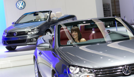 VW targets Toyota with €51 billion in investments