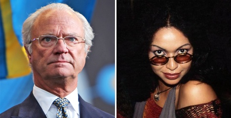 Swedish King to face book's love affair claims