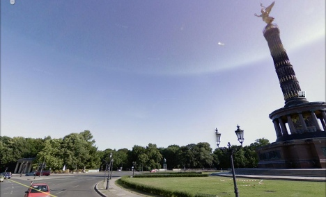 Google offers German Street View preview